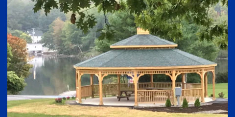 Jazz in the…Gazebo!
