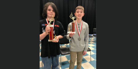 CMS Spelling Bee winners!
