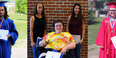 MHS STUDENTS OF THE MONTH – JUNE 2018